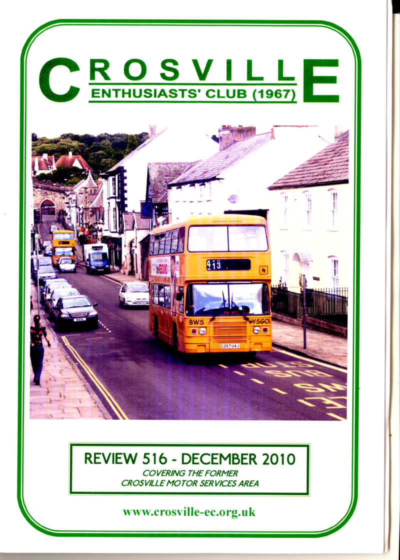 Crosville Review magazine number 516
