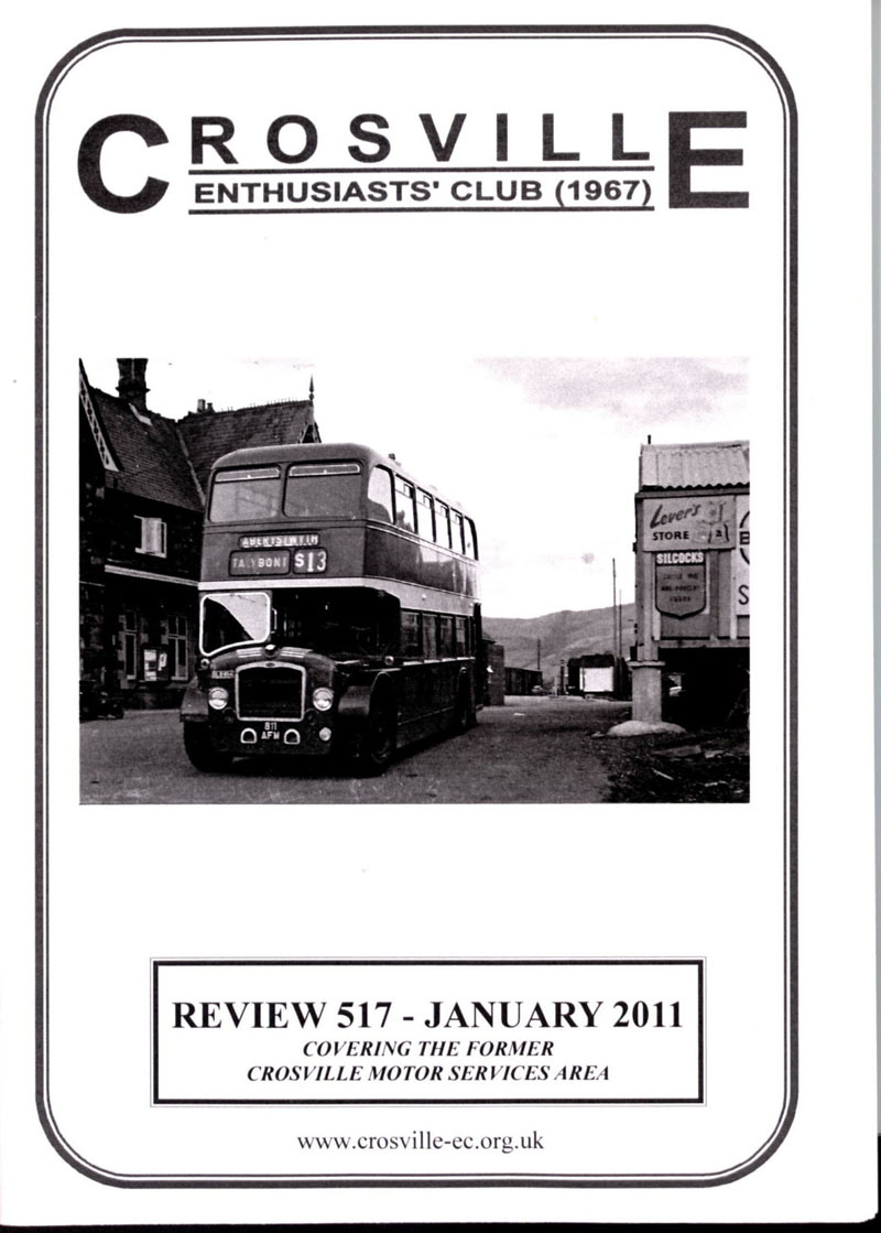 Crosville Review magazine number 517